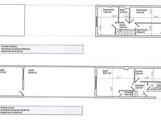 Casa adosada en alquiler en Casetas en Zaragoza - 324297881