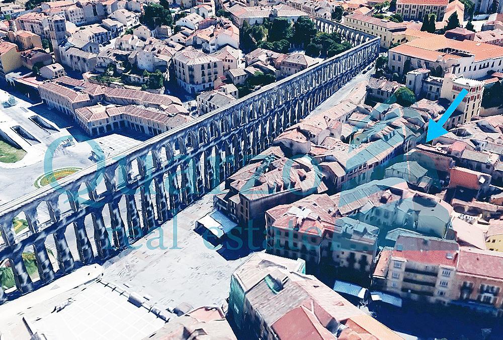 Local comercial en alquiler en calle San Francisco, Zona Centro-Barrio Amurallado en Segovia - 314544772