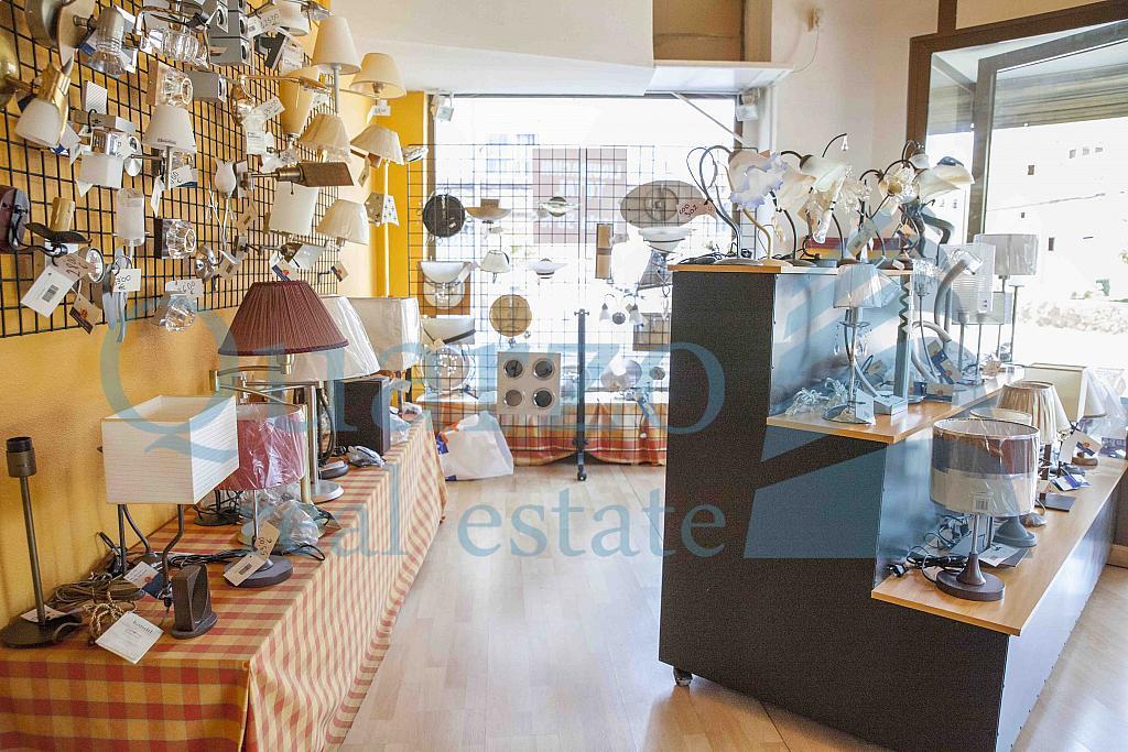 Local comercial en alquiler en calle Alfonso VI, San Jose en Segovia - 329124304