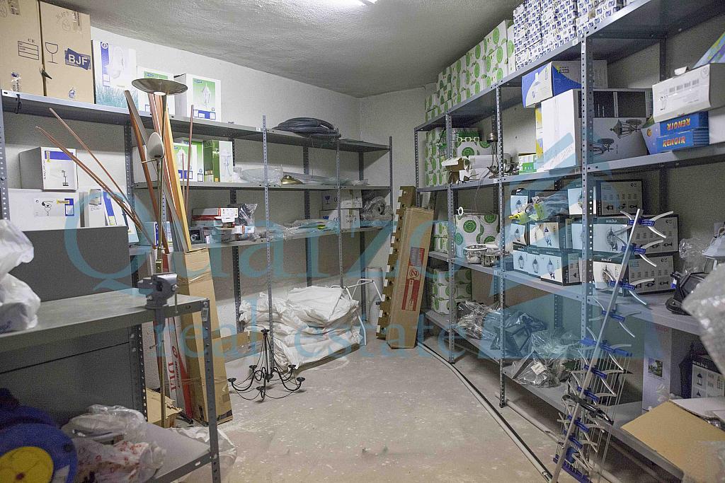 Local comercial en alquiler en calle Alfonso VI, San Jose en Segovia - 329124809