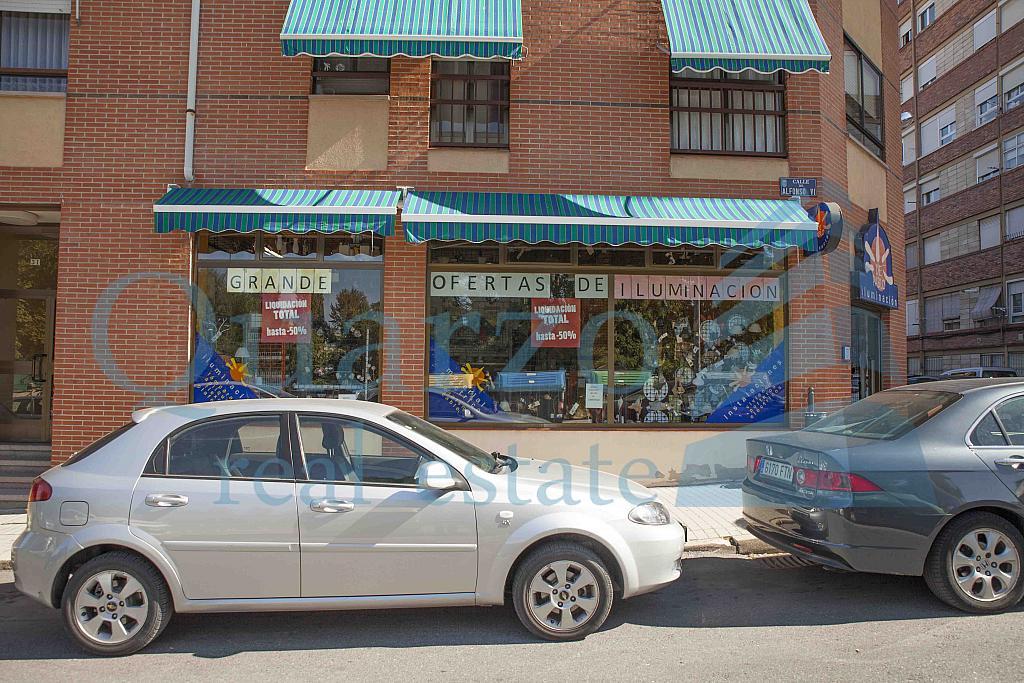 Local comercial en alquiler en calle Alfonso VI, San Jose en Segovia - 329124861