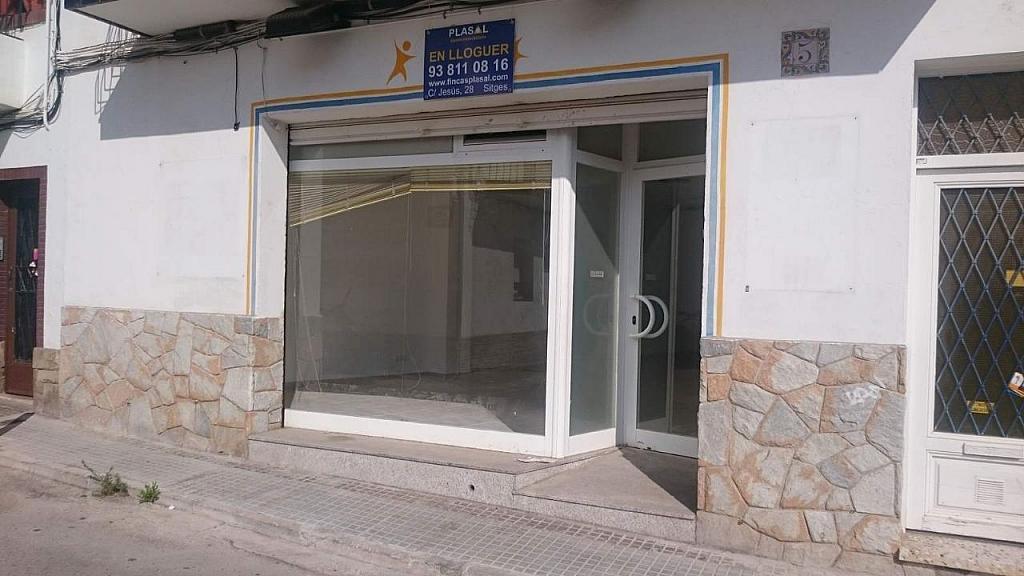 Imagen sin descripción - Local comercial en alquiler en Poble sec en Sitges - 311403476