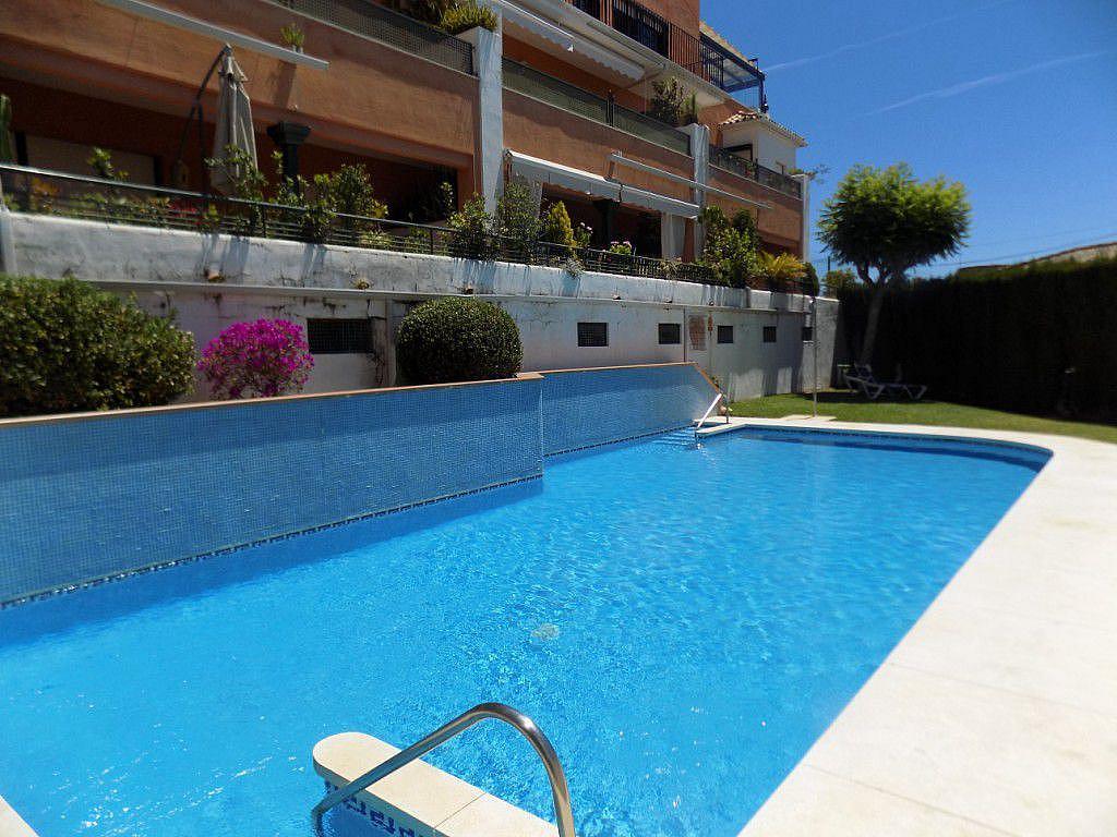 Foto 5 - Apartamento en alquiler de temporada en Estepona - 291046859