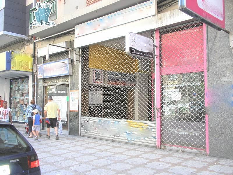 Foto - Local comercial en alquiler en calle Gamonal, Burgos - 318787589