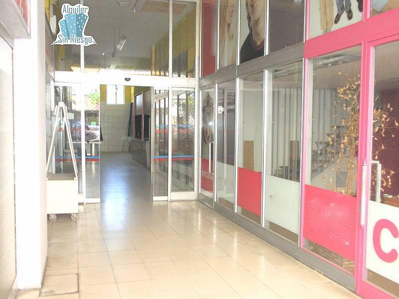 Foto - Local comercial en alquiler en calle Gamonal, Burgos - 318787595