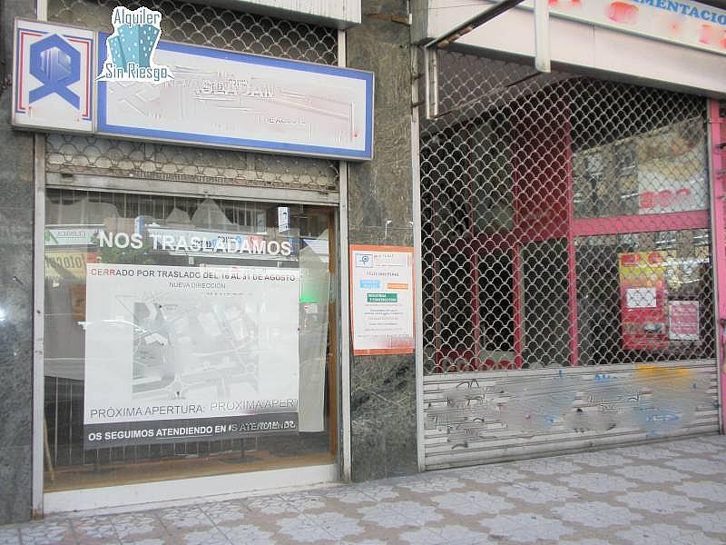Foto - Local comercial en alquiler en calle Gamonal, Burgos - 318787598