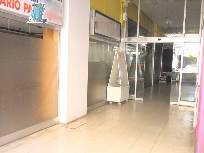 Foto - Local comercial en alquiler en calle Gamonal, Burgos - 318787604