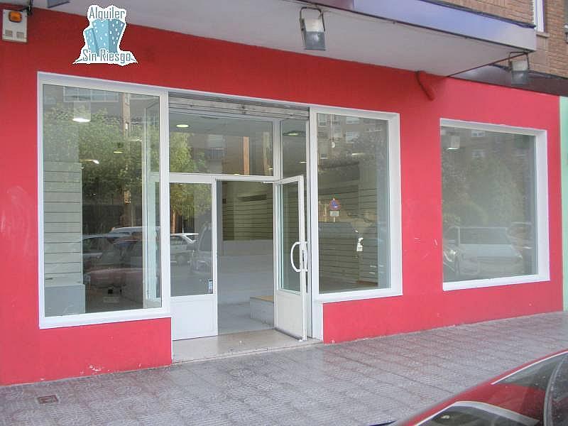 Foto - Local comercial en alquiler en calle Gamonal, Burgos - 313537942