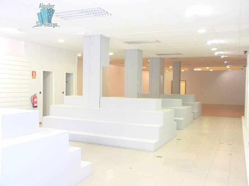 Foto - Local comercial en alquiler en calle Gamonal, Burgos - 313537966