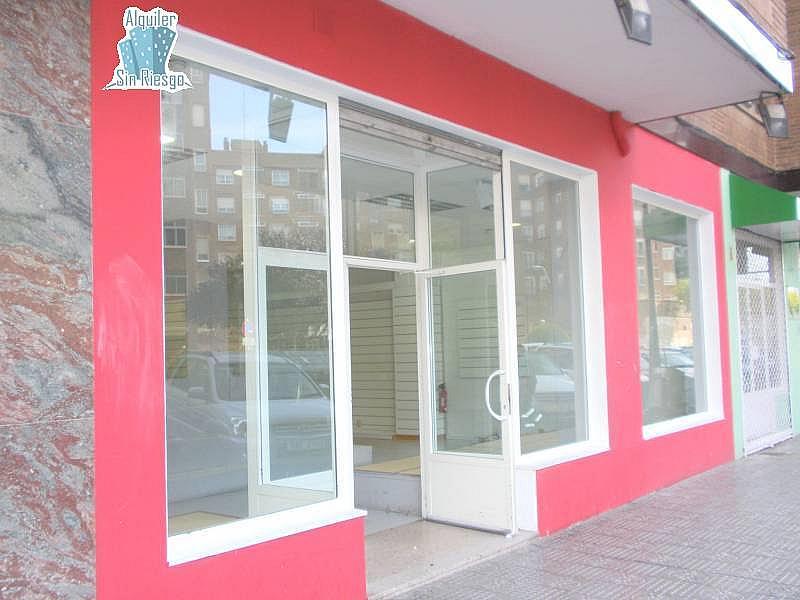 Foto - Local comercial en alquiler en calle Gamonal, Burgos - 313537972