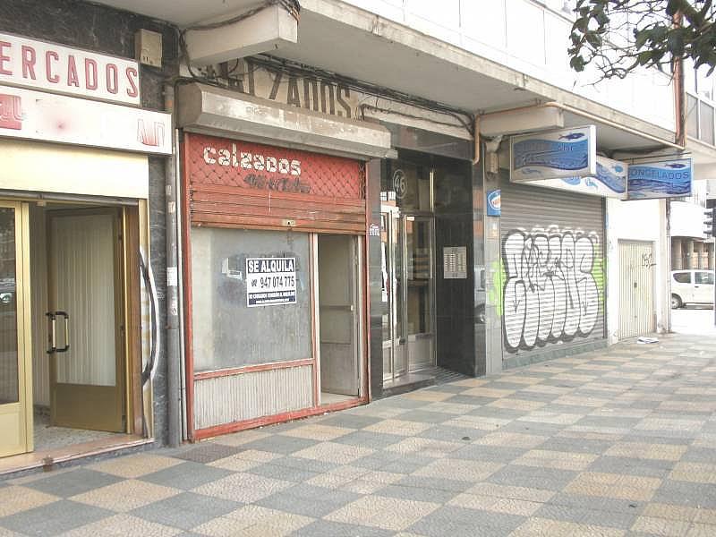 Foto - Local comercial en alquiler en calle Gamonal, Burgos - 313540528