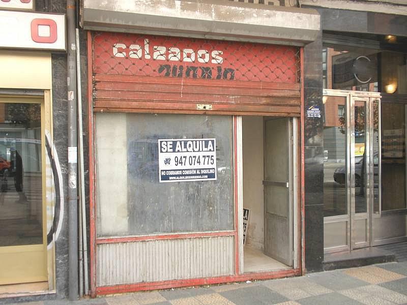 Foto - Local comercial en alquiler en calle Gamonal, Burgos - 313540531
