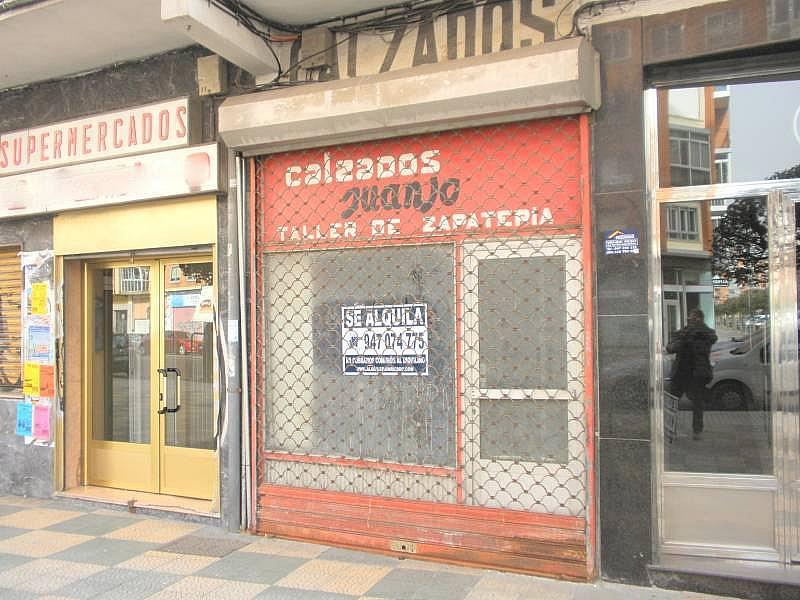 Foto - Local comercial en alquiler en calle Gamonal, Burgos - 313540549