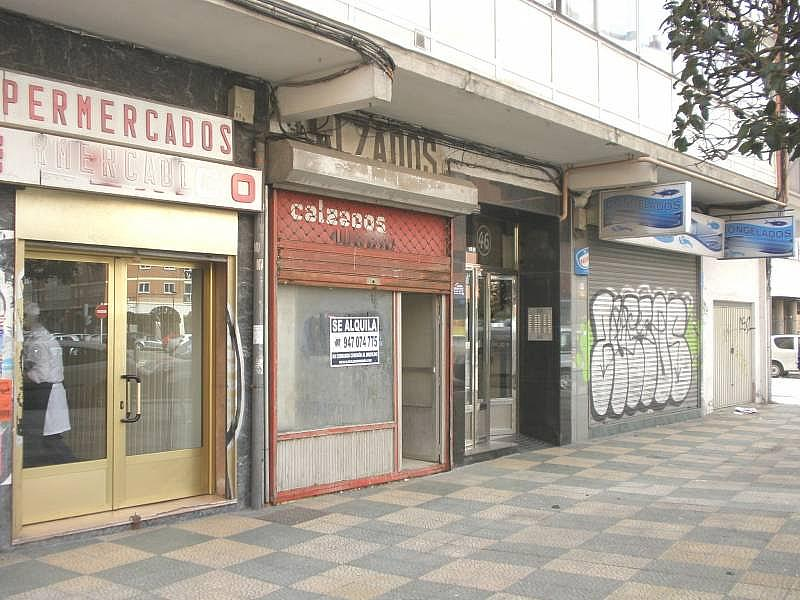 Foto - Local comercial en alquiler en calle Gamonal, Burgos - 313540552