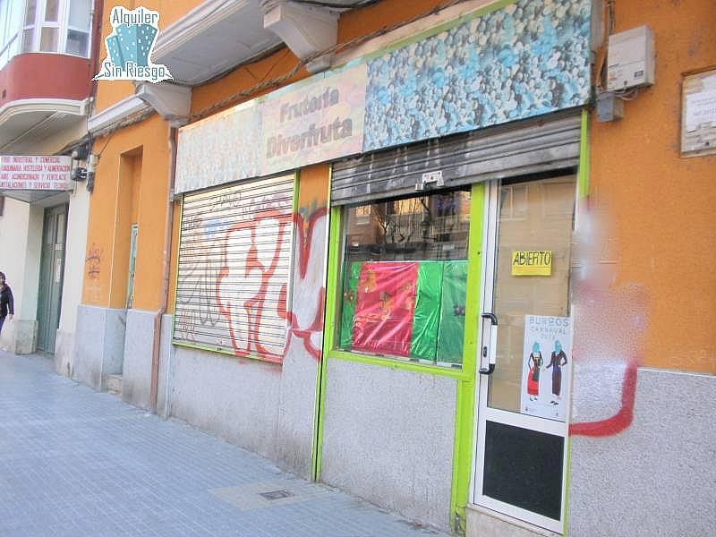 Foto - Local comercial en alquiler en calle Zona Sur, Burgos - 313205685