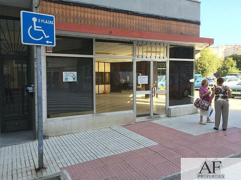 Foto1 - Local comercial en alquiler en As Travesas-Balaídos en Vigo - 314552445