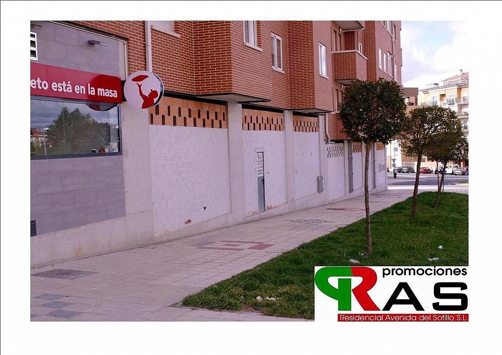 Local comercial en alquiler en calle Agustín Rodríguez Sahagún, Universidad en Ávila - 339692583