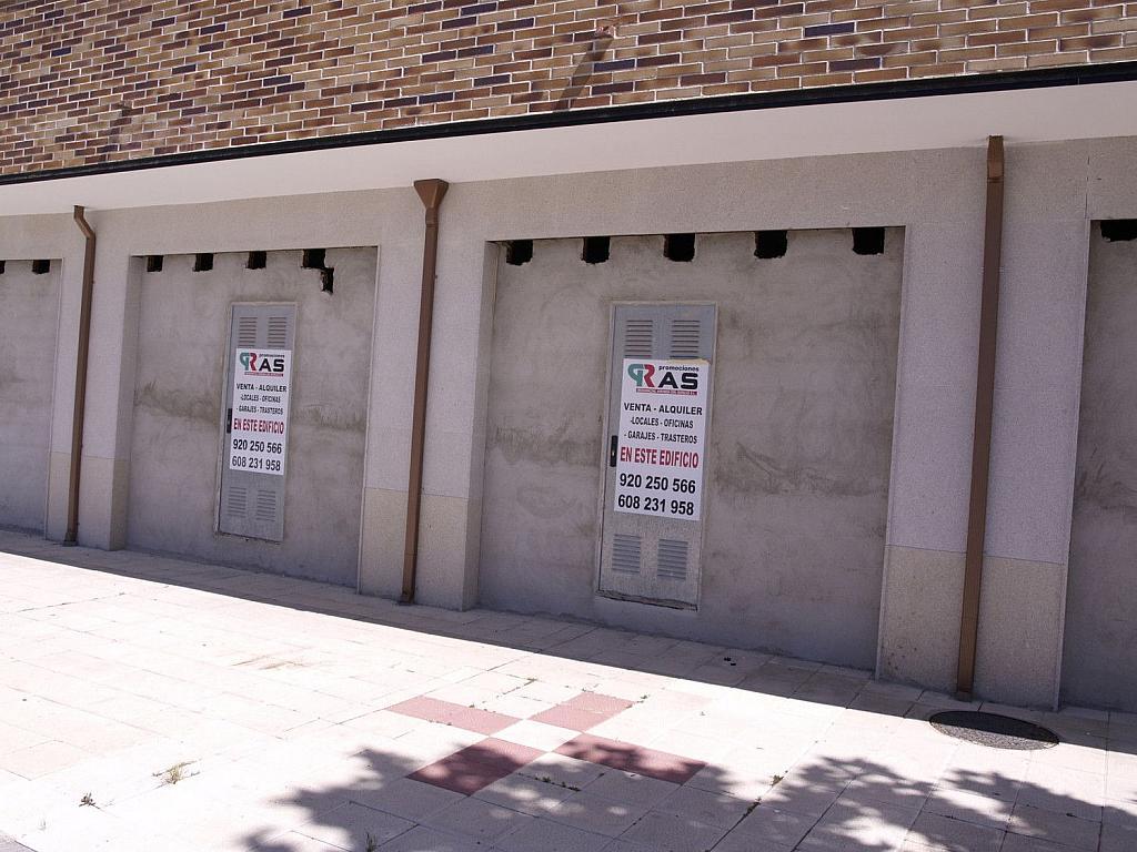 Local comercial en alquiler en calle Joaquin Rodrigo, Universidad en Ávila - 362203078