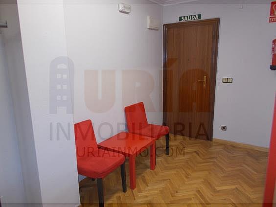 Oficina en alquiler en calle Nueve de Mayo, Zona Teatro Campoamor en Oviedo - 308170926