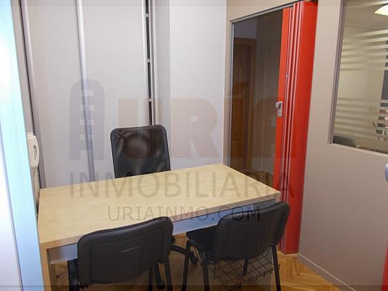 Oficina en alquiler en calle Nueve de Mayo, Zona Teatro Campoamor en Oviedo - 308170929