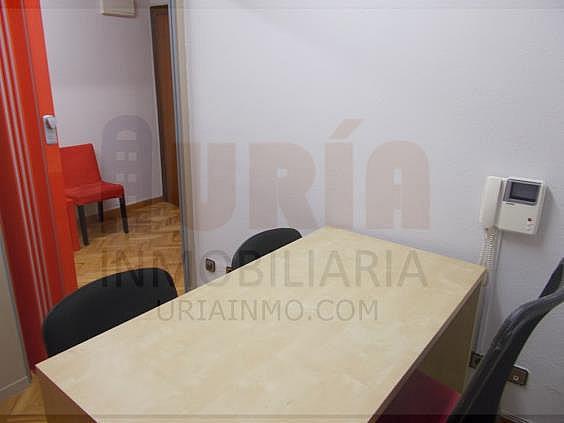 Oficina en alquiler en calle Nueve de Mayo, Zona Teatro Campoamor en Oviedo - 308170935