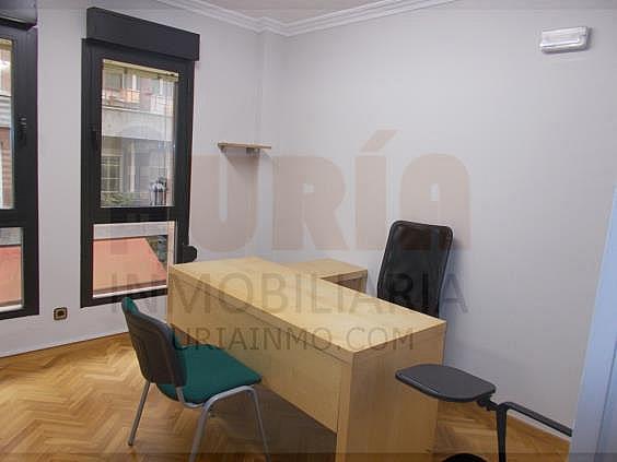 Oficina en alquiler en calle Nueve de Mayo, Zona Teatro Campoamor en Oviedo - 308170938