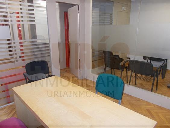 Oficina en alquiler en calle Nueve de Mayo, Zona Teatro Campoamor en Oviedo - 308170944