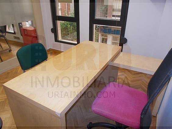 Oficina en alquiler en calle Nueve de Mayo, Zona Teatro Campoamor en Oviedo - 308170947