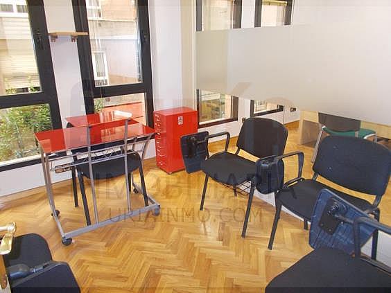 Oficina en alquiler en calle Nueve de Mayo, Zona Teatro Campoamor en Oviedo - 308170950