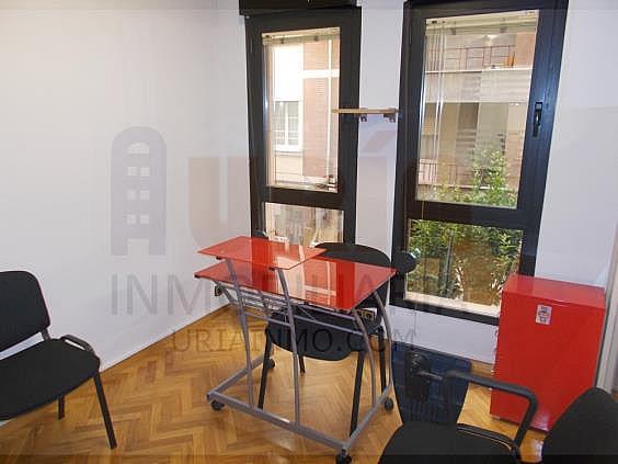 Oficina en alquiler en calle Nueve de Mayo, Zona Teatro Campoamor en Oviedo - 308170953