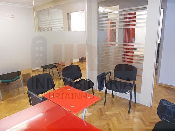 Oficina en alquiler en calle Nueve de Mayo, Zona Teatro Campoamor en Oviedo - 308170959