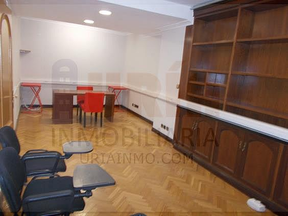 Oficina en alquiler en calle Nueve de Mayo, Zona Teatro Campoamor en Oviedo - 308170968