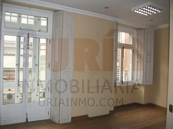 Oficina en alquiler en calle Melquiades Alvarez, Casco Histórico en Oviedo - 322172976