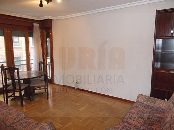 Piso en alquiler en calle Avellanos, Zona Teatro Campoamor en Oviedo - 330577282