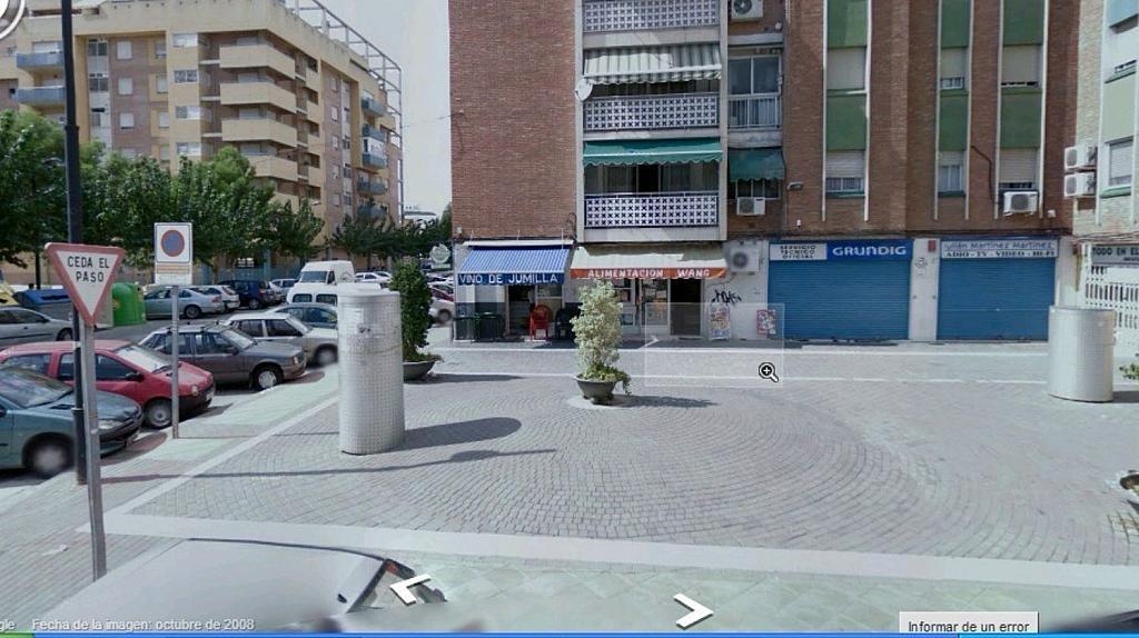 Local comercial en alquiler en calle Pantano de Camarillas, Santa Maria de Gracia en Murcia - 296214255
