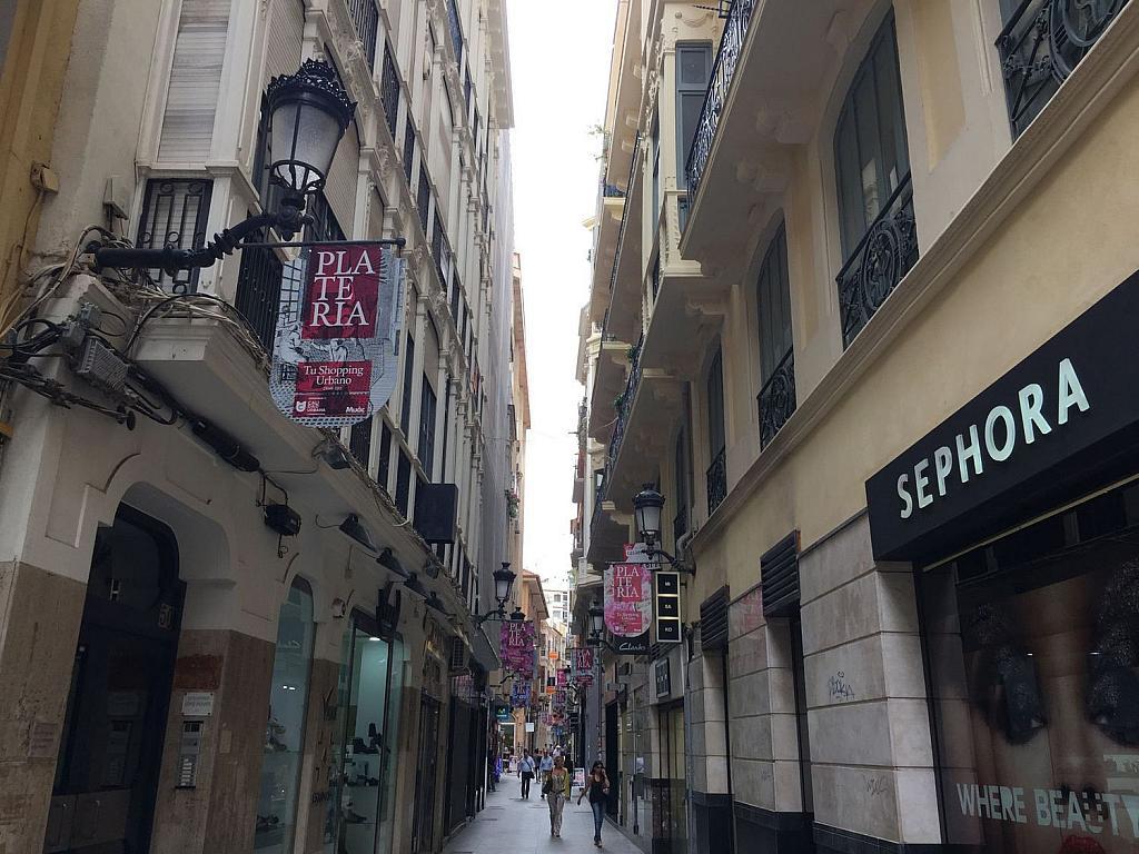Oficina en alquiler en calle Platería, La Catedral en Murcia - 358938495