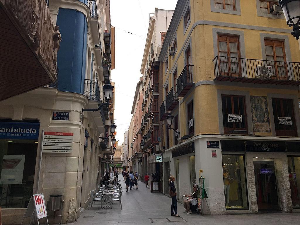 Oficina en alquiler en calle Platería, La Catedral en Murcia - 358938501