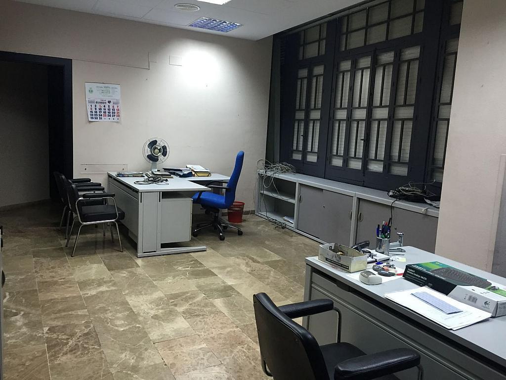 Oficina en alquiler en calle Platería, La Catedral en Murcia - 358938513