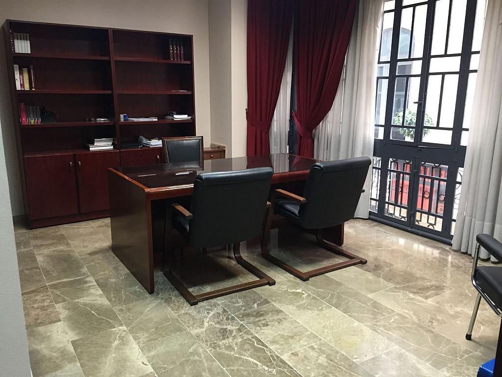 Oficina en alquiler en calle Platería, La Catedral en Murcia - 358938516