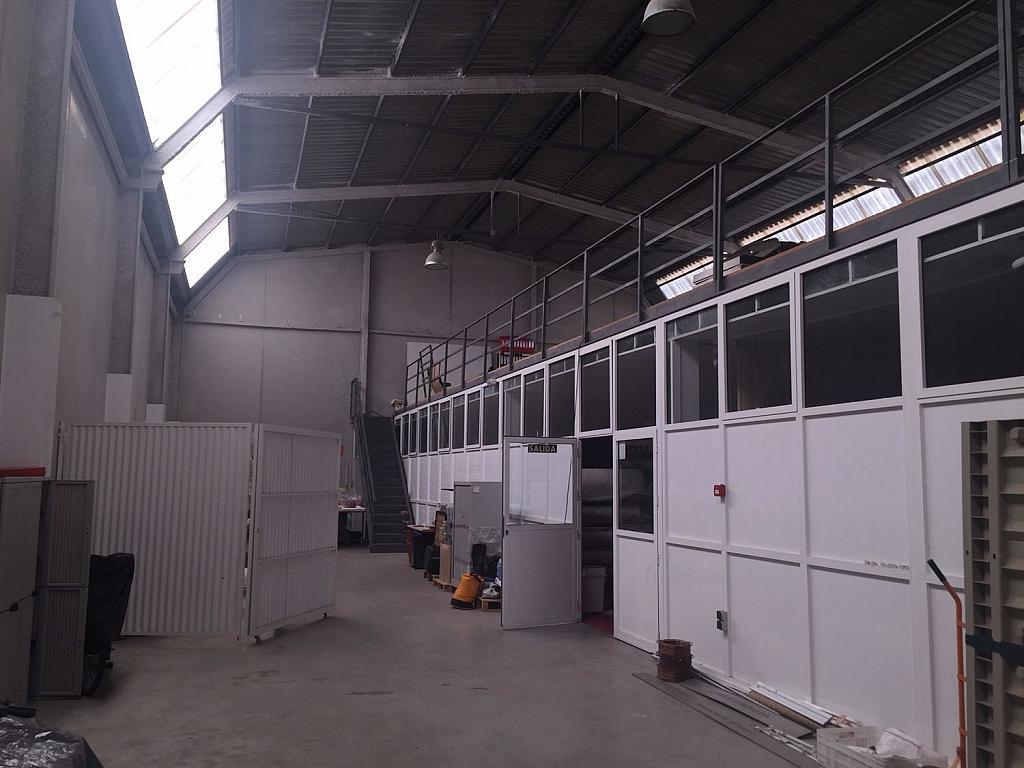 Nave industrial en alquiler en calle Librilla, Molina de Segura - 358939047