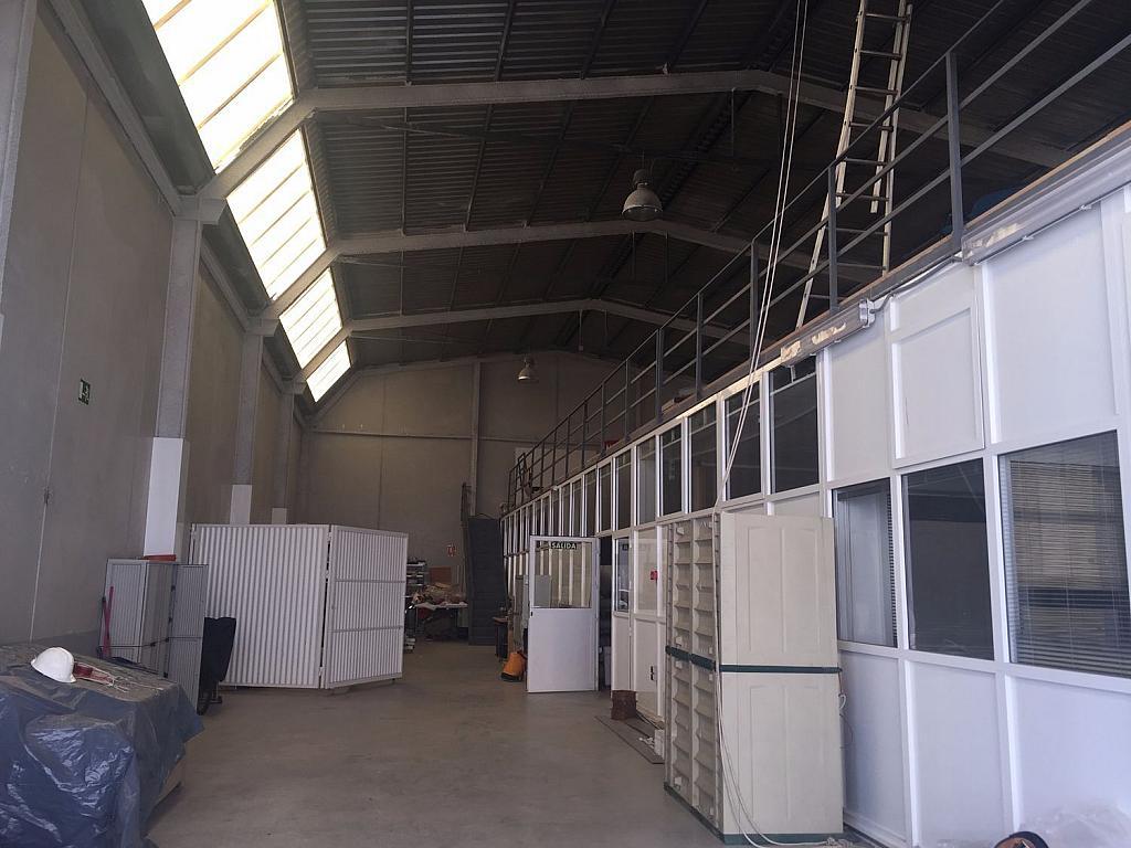 Nave industrial en alquiler en calle Librilla, Molina de Segura - 358939056