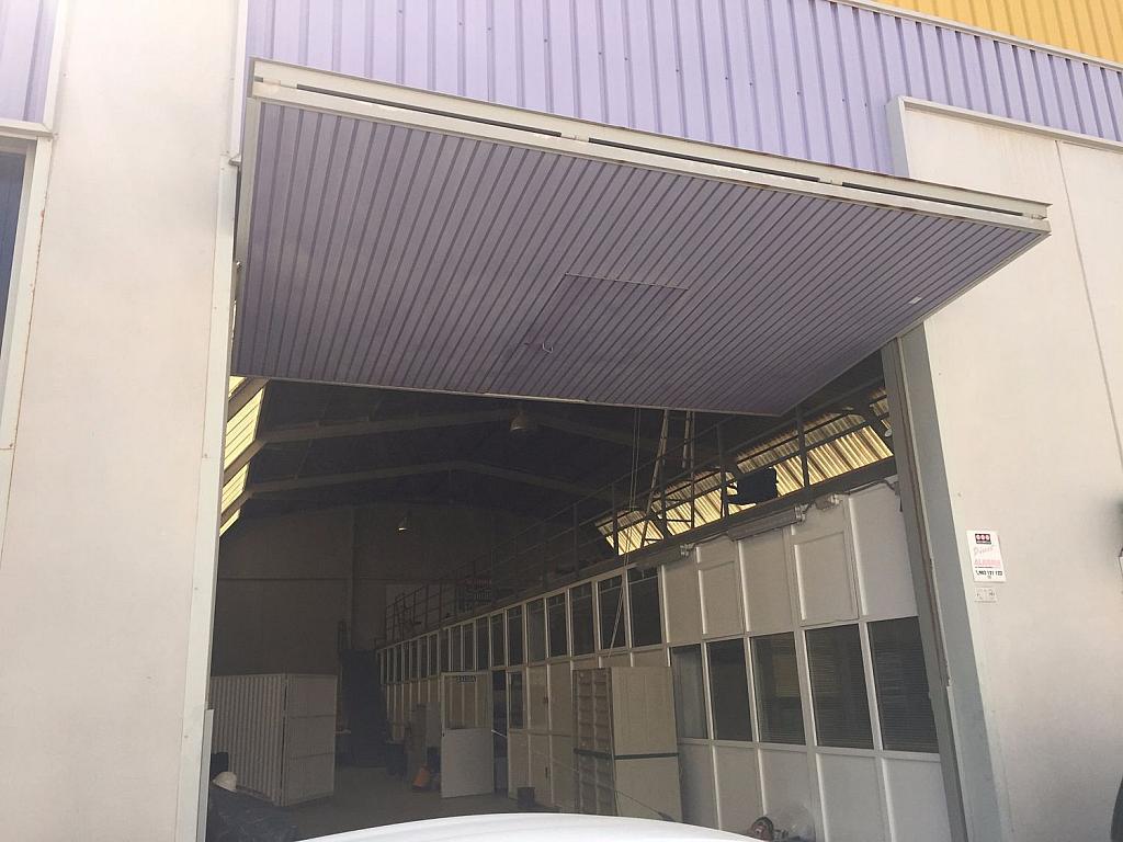 Nave industrial en alquiler en calle Librilla, Molina de Segura - 358939059