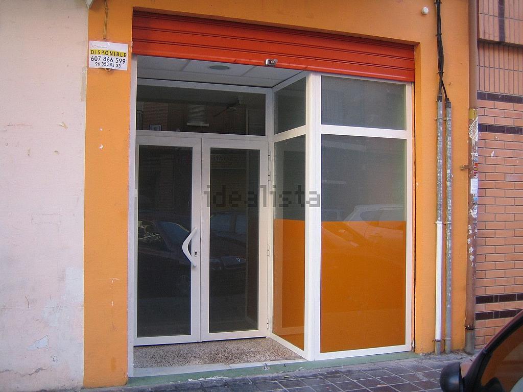 Foto3 - Local comercial en alquiler en L´Olivereta en Valencia - 296624796