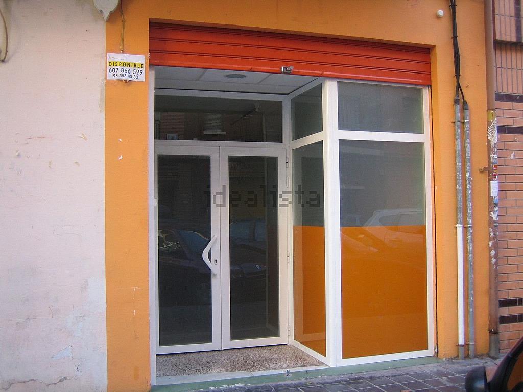 Foto7 - Local comercial en alquiler en L´Olivereta en Valencia - 296624808