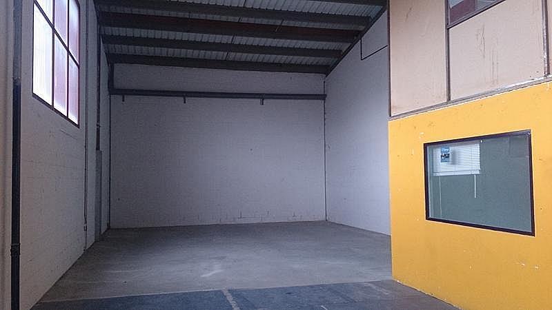Interior - Nave industrial en alquiler en Logroño - 306051334