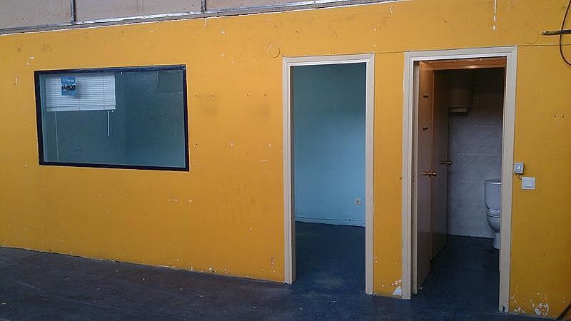 Interior - Nave industrial en alquiler en Logroño - 306051337