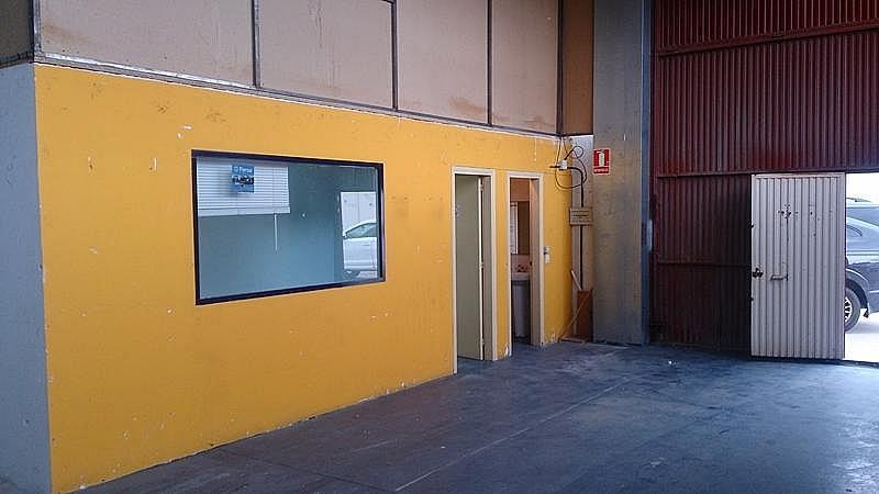 Interior - Nave industrial en alquiler en Logroño - 306051340