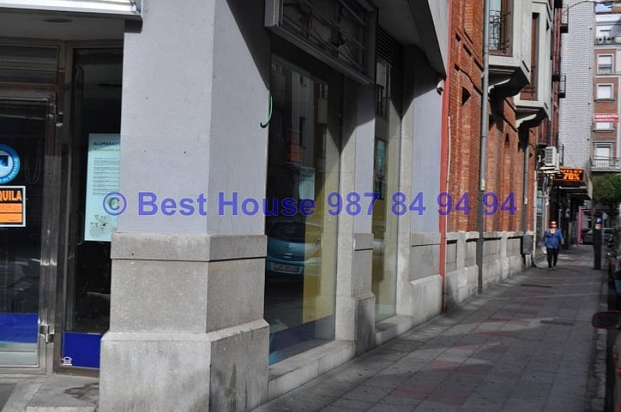 Foto - Local comercial en alquiler en calle Centro, Centro en León - 307087757