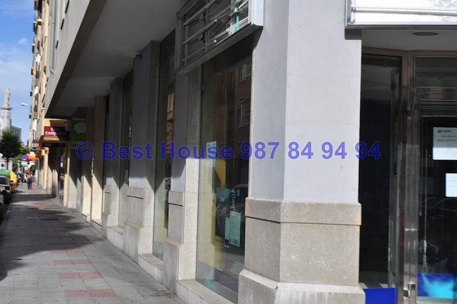 Foto - Local comercial en alquiler en calle Centro, Centro en León - 307087769