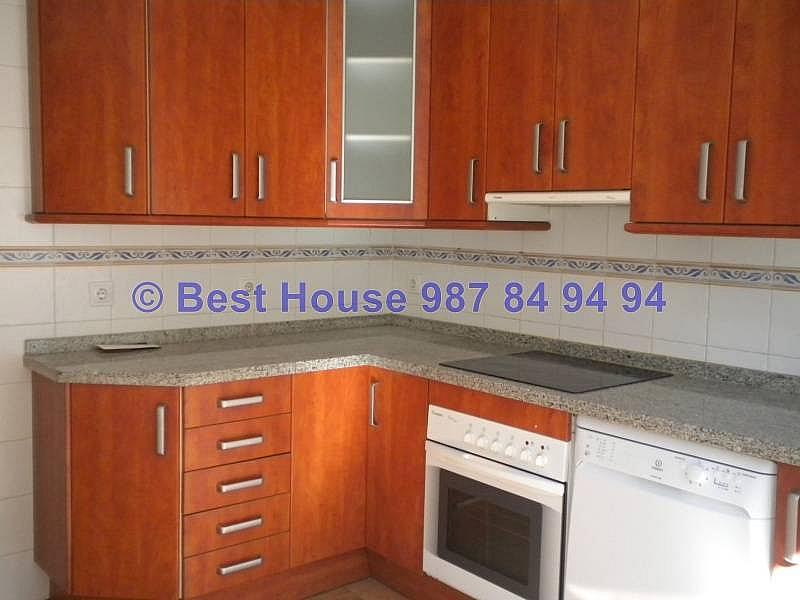 Foto - Casa adosada en alquiler en calle La Granjavillaovispo, Villaquilambre - 310271221